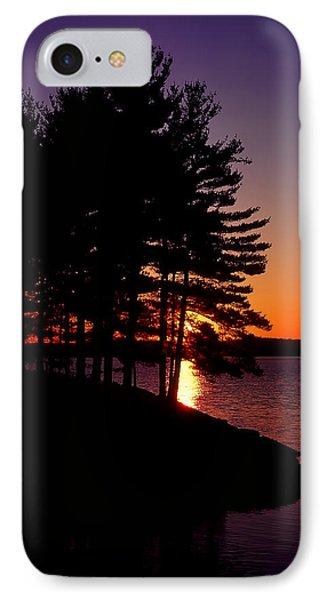 Walden Pond  IPhone Case by Tom Wilder