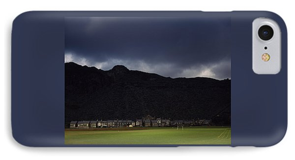 Wales IPhone Case by Shaun Higson