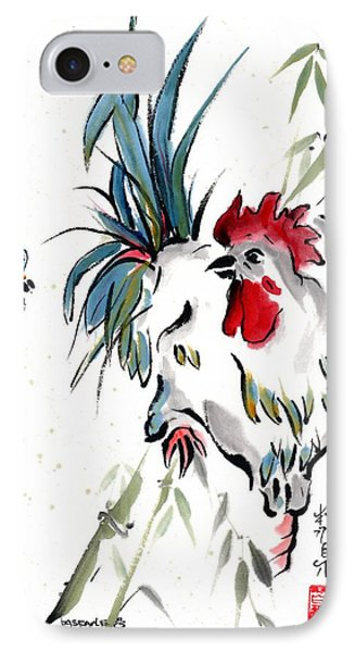 IPhone Case featuring the painting Walkabout by Bill Searle