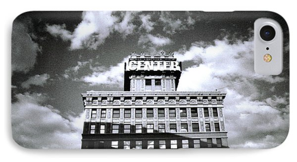 IPhone Case featuring the photograph Walker Building by Tarey Potter
