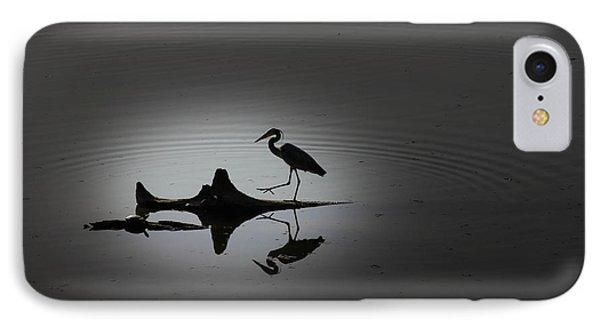 Walking On The Water IPhone Case by Menachem Ganon
