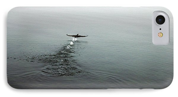 IPhone Case featuring the photograph Walking On Water by Randi Grace Nilsberg