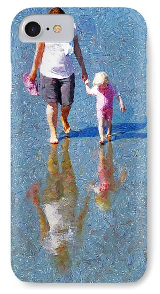 Walking On Water Phone Case by Steve Taylor