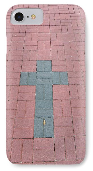 walkway of Faith IPhone Case by Aaron Martens