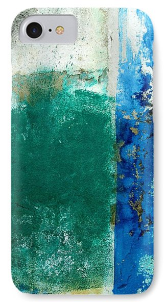 IPhone Case featuring the digital art Wall Abstract 159 by Maria Huntley