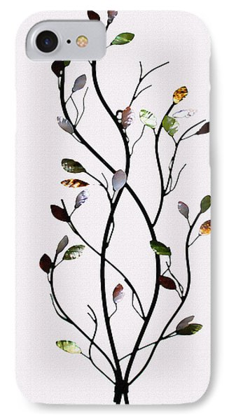 IPhone Case featuring the photograph Wall Art 1 by Jennifer Muller