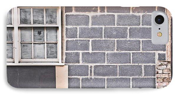 Wall Repair IPhone Case by Tom Gowanlock