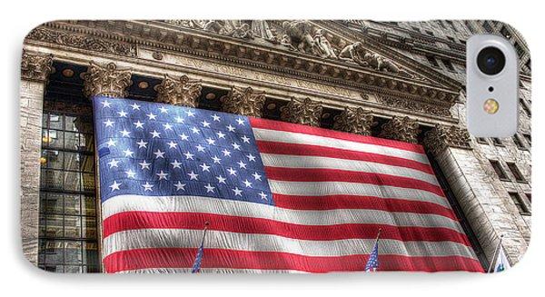 Wall Street Glory IPhone Case