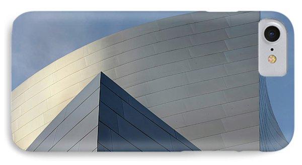 Walt Disney Concert Hall 3 Phone Case by Bob Christopher