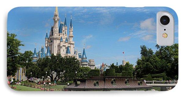 Walt Disney World Orlando IPhone Case