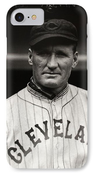 Walter Johnson IPhone Case by Gianfranco Weiss