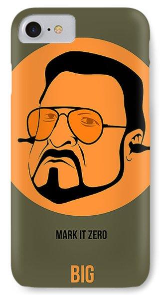 Walter Sobchak Poster 1 IPhone Case