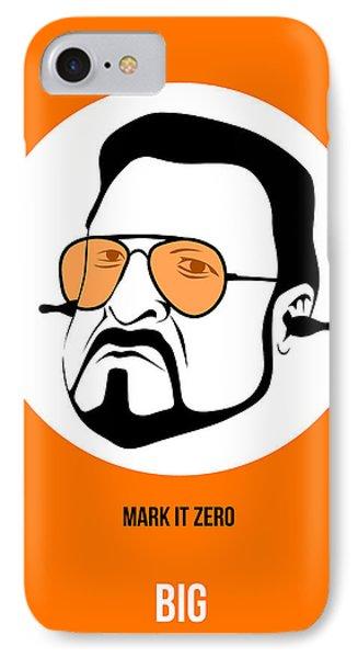 Walter Sobchak Poster 3 IPhone Case