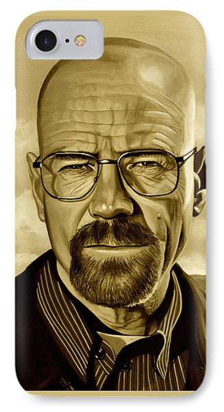 Walter White IPhone Case