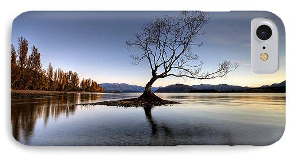 Wanaka - That Tree 2 IPhone Case