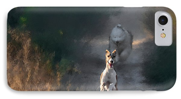 IPhone Case featuring the photograph Wanda by Juan Carlos Ferro Duque