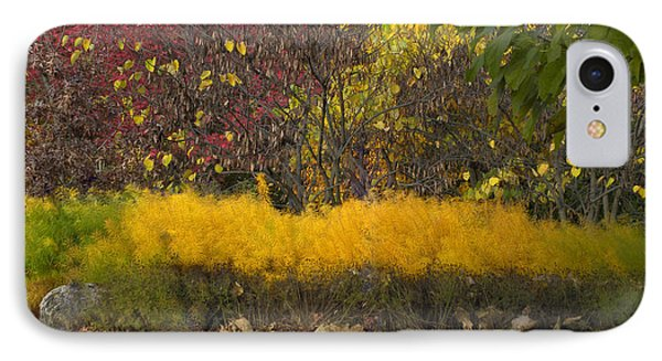 Wander Into Fall IPhone Case by Teresa Schomig