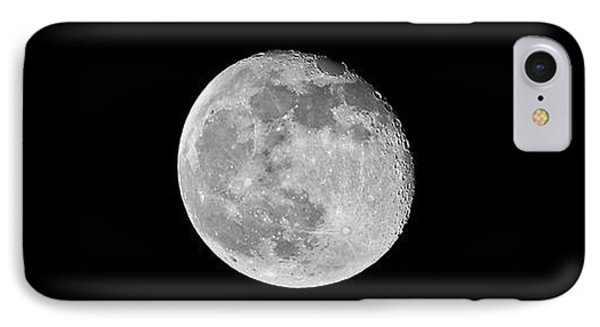 Waning Flower Moon IPhone Case by Al Powell Photography USA