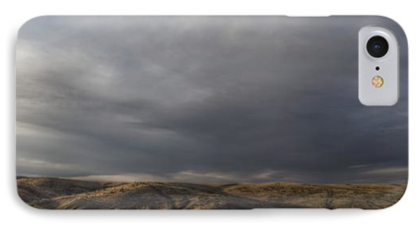 Waning Light On The Hills Of South Dakota IPhone Case
