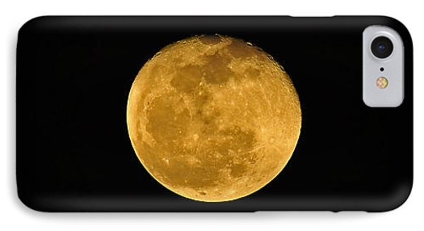 Waning Passover Moon IPhone Case by Al Powell Photography USA
