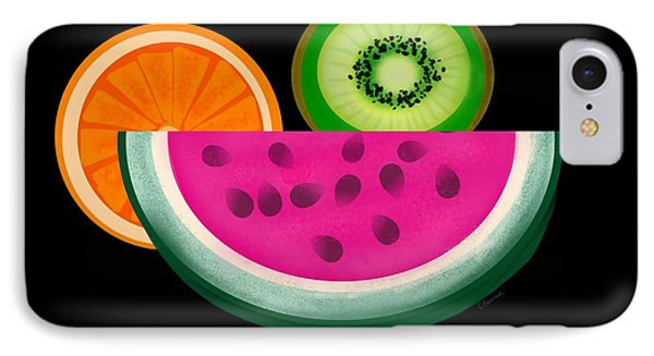 Want A Slice? Phone Case by Christine Fournier