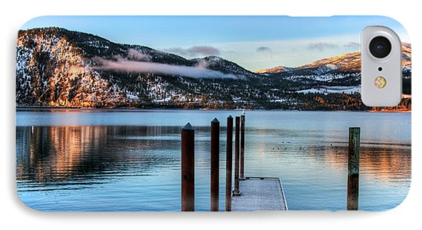 Wapato Point Phone Case by Spencer McDonald