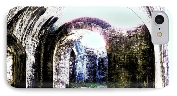 War At Fort Pickens IPhone Case by Faith Williams