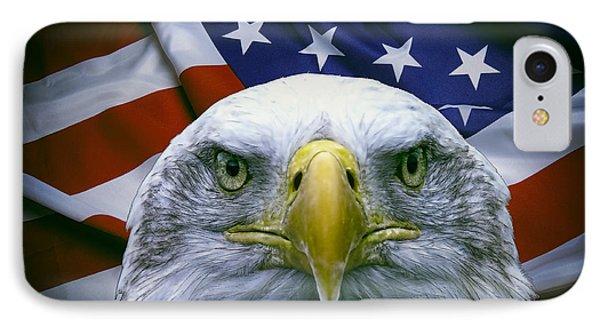 War Eagle IPhone Case