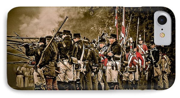 War Of 1812 IPhone Case