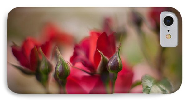 War Of The Roses IPhone Case by Mike Reid