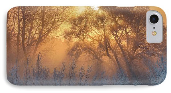 Warm And Cold IPhone Case