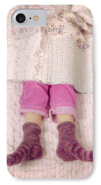 Warm And Cozy Phone Case by Joana Kruse