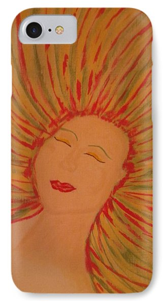 Warm Thoughts Phone Case by Erica  Darknell