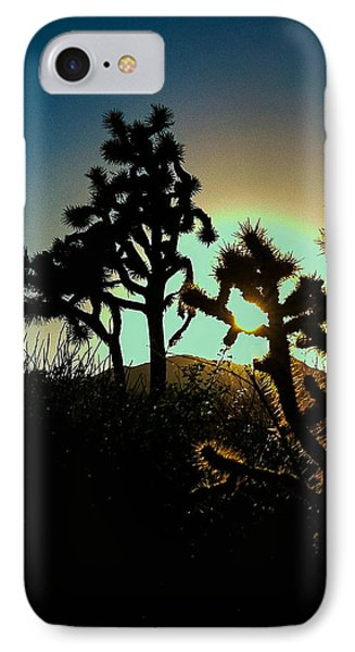 Warmed By The Golden One IPhone Case by Angela J Wright
