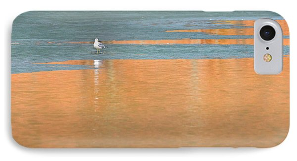 Warming Waters IPhone Case by Bill Wakeley