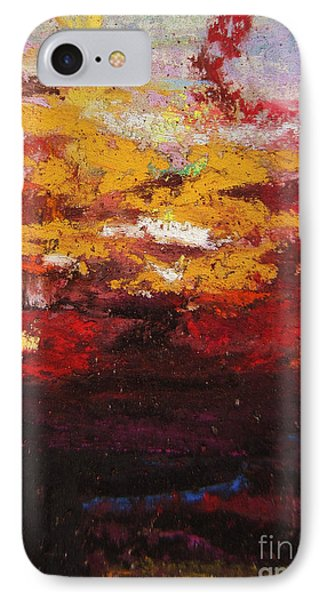Warmth IPhone Case by John Clark