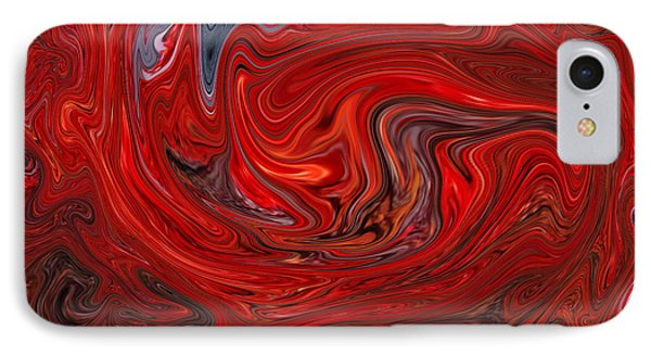 IPhone Case featuring the photograph Flight Of The Phoenix  by Nancy Marie Ricketts
