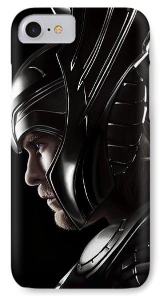 Warrior's Stare Phone Case by Kayleigh Semeniuk