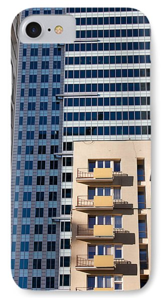 Warsaw Downtown Architecture Phone Case by Artur Bogacki