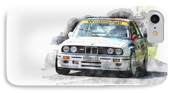Warsteiner Bmw M3 IPhone Case