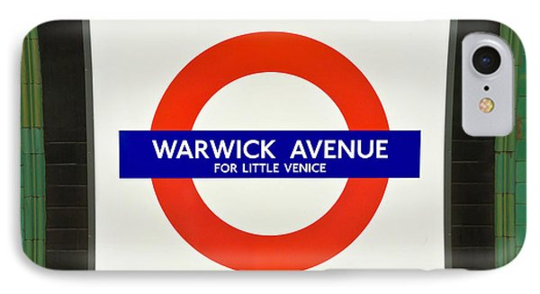 IPhone Case featuring the photograph Warwick Station by Keith Armstrong