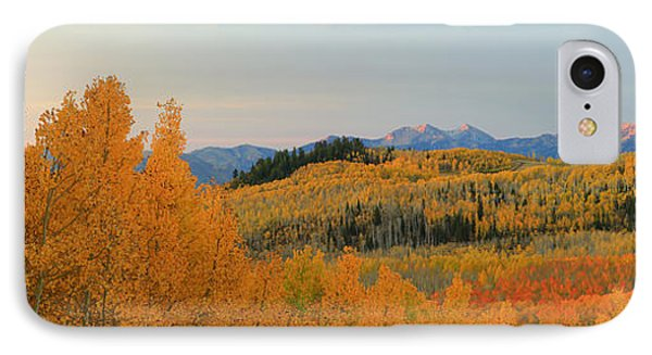 Wasatch Gold IPhone Case by Johnny Adolphson