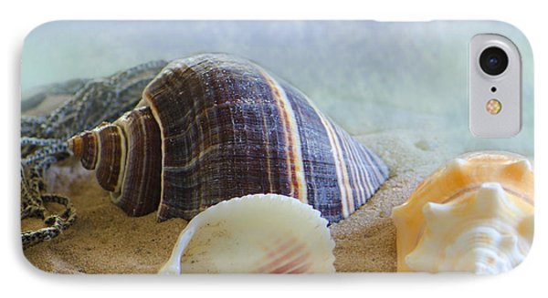 Washed Ashore Phone Case by Betty LaRue