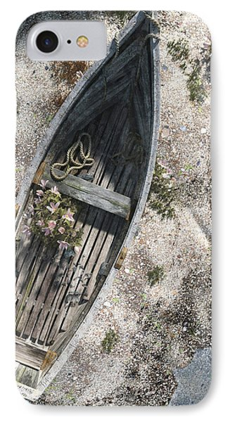 Washed Ashore Phone Case by Cynthia Decker