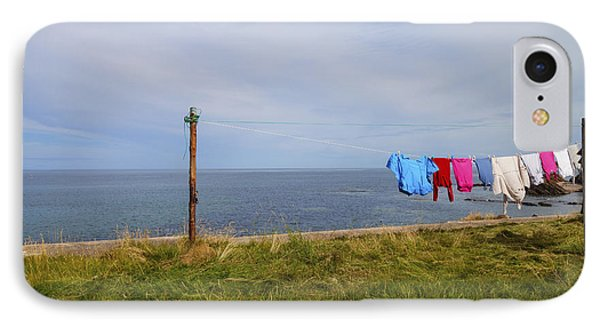 Washing Day IPhone Case