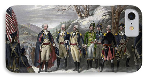 Washington & Generals IPhone Case