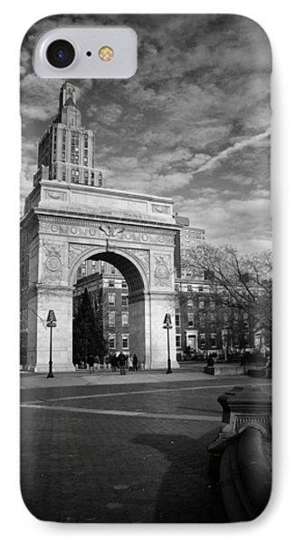 Washington Arch IPhone Case