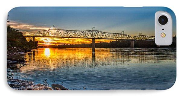 Washington Bridge IPhone Case by Robert FERD Frank