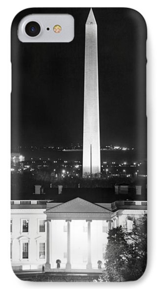 Washington, D.c. Landmarks IPhone Case