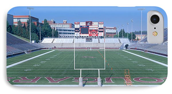 Washington State University Football IPhone Case by Panoramic Images